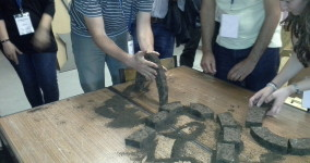 Workshop Aproged '14 – Geometry as a language of design and materialization