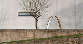 CorkCrete Arch